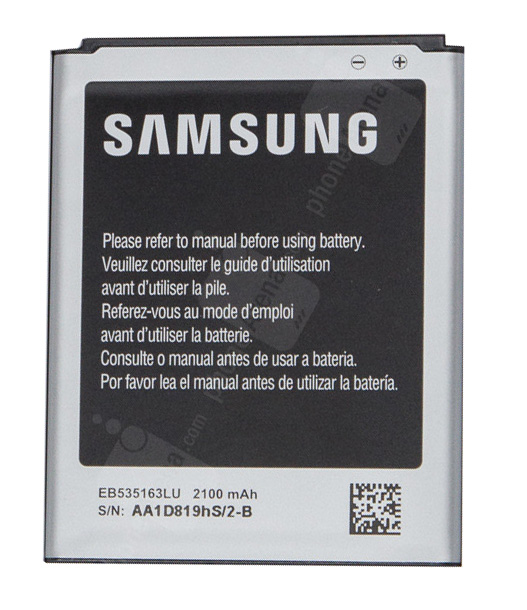 Samsung Galaxy Grand Neo Gt I9060 Battery Eb535163lu