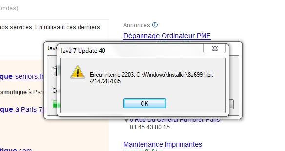 Il semble que Picasa rencontre un problème de mise à jour sur votre machine. La dernière version en date de Picasa est la 3.8. Votre version 3.6 détecte bien l ...