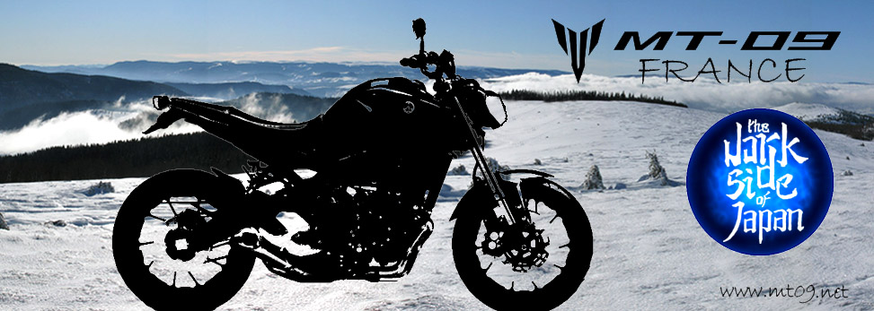 Forum Yamaha MT-09 France