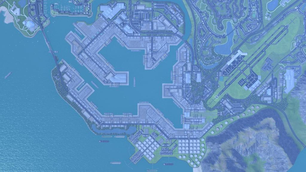image Complexe portuaire international