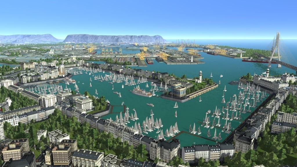 image Port de plaisance