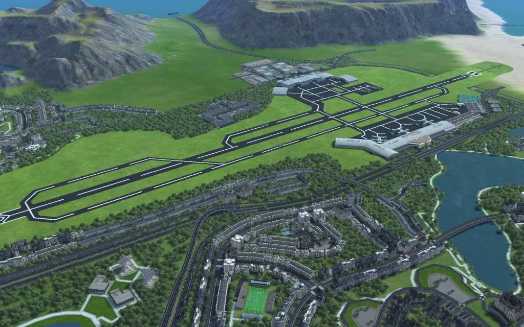 image Aéroport national