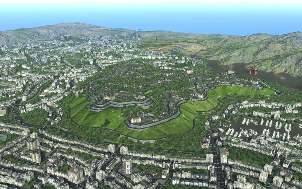 image forteresse de kenes