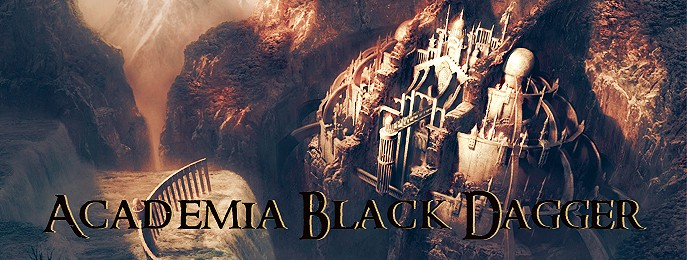Academia black dagger