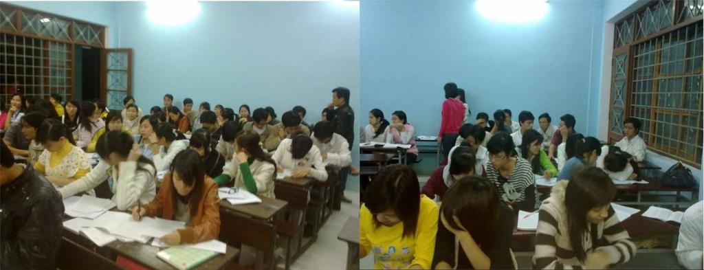 Diễn đàn Lớp Liên thông Tin Chính quy  K19 - Đại học Khoa học Huế