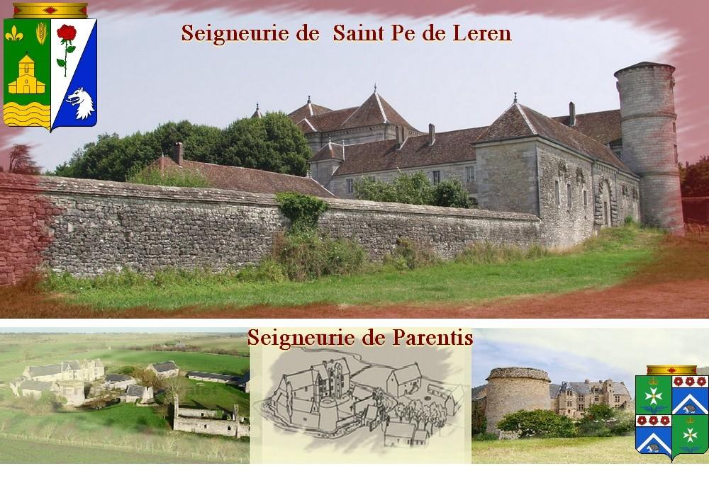 Seigneurie de Saint Pe De Leren - Seigneurie de Parentis