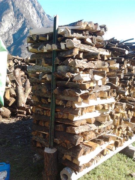 Accatastamento e stagionatura legna da ardere pagina 23 - Accatastamento casa ...