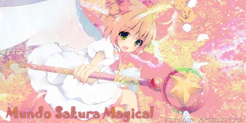 Mundo Sakura Magical