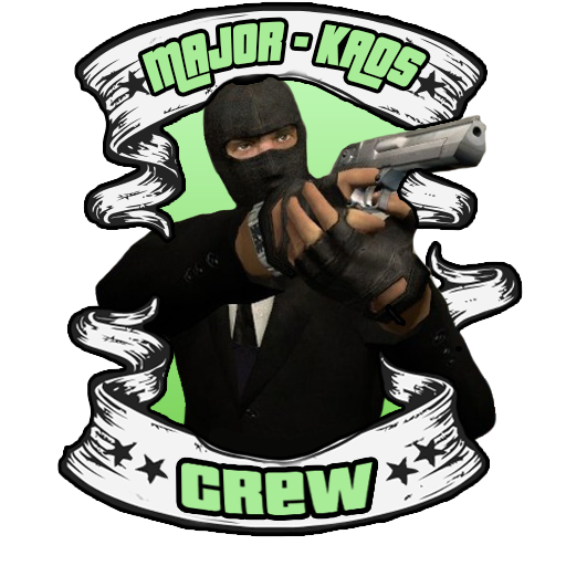 Crew Emblem Ideas Major Kaos Crew Emblem And