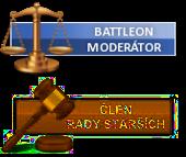 Moderátor & Člen Rady Starších