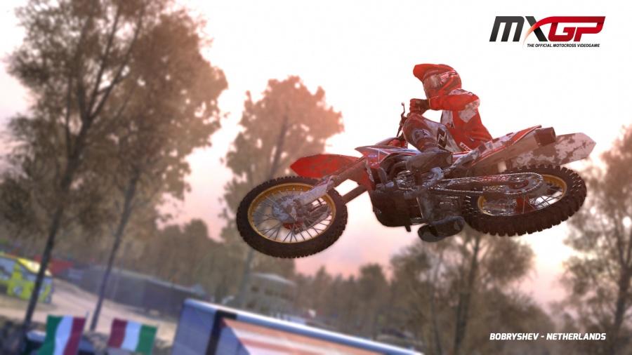 Championnat de France MXGP sur Xbox 360