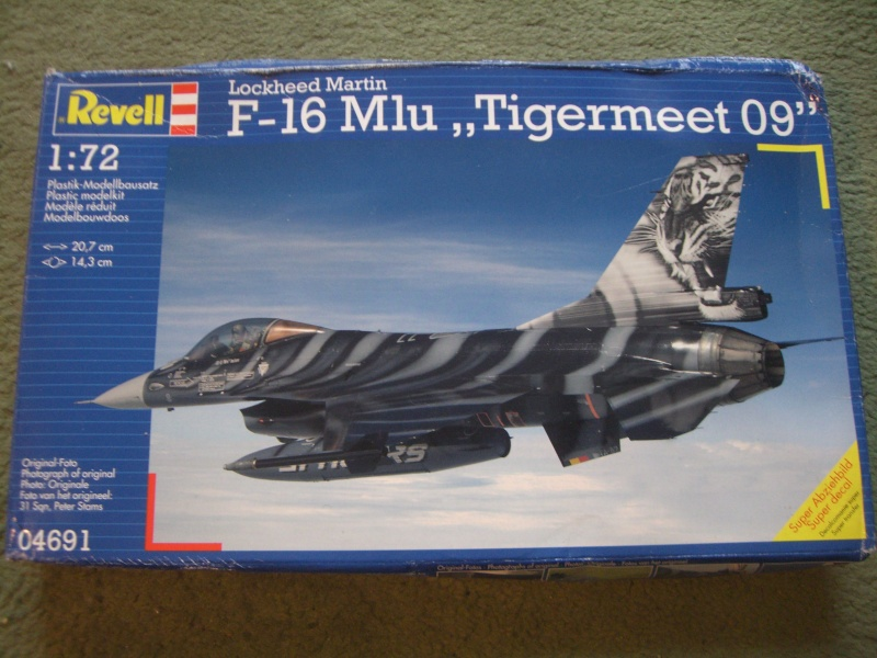 revell 1 72 16 mlu tiger meet 2009