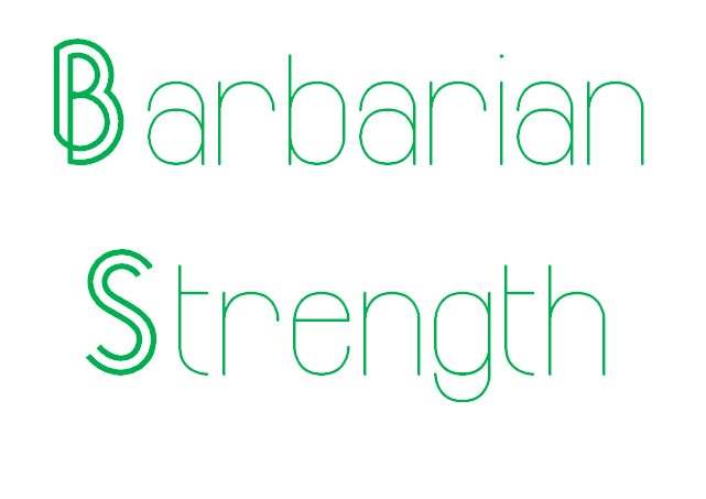 Barbarian Strength