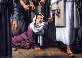 Jésus était une fille