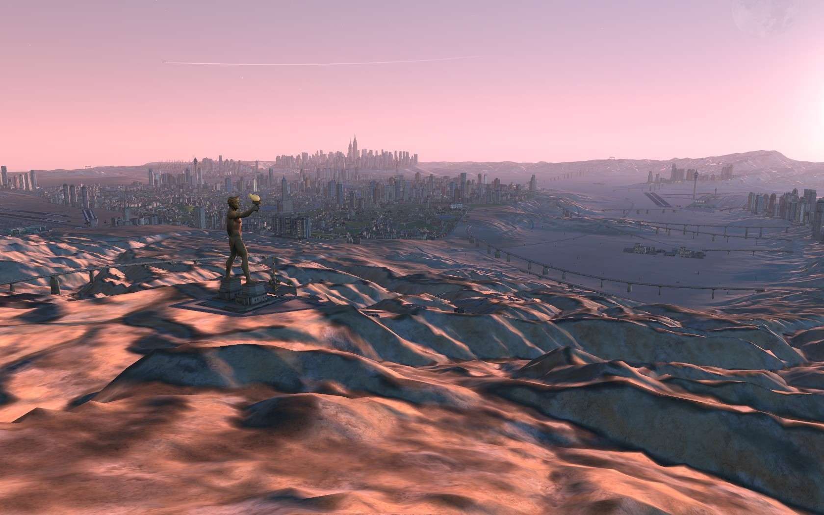 image Colosse de Morphos
