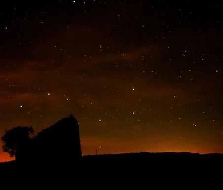 Nuit étoilée dans MOMENT DE VIE 10073910