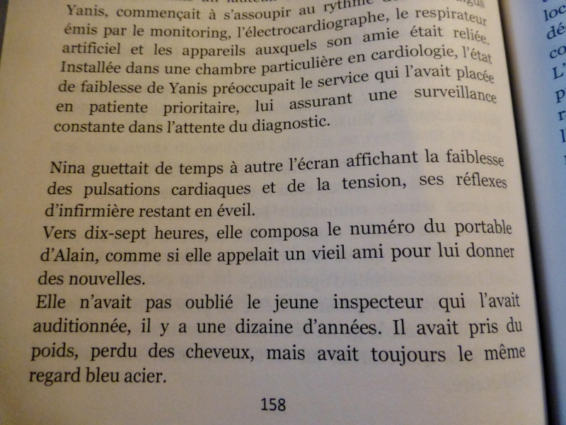 Le bourreau des coeurs, Iris Blanche, tome 2 dans ANNONCES p1080410