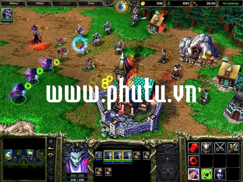 Warcraft 3 reign of chaos demo free download not only do I c haos to bring