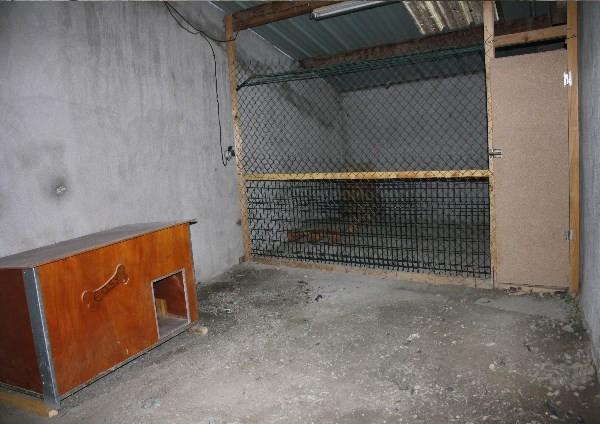 Fabrication d 39 un chenil - Fabrication d un garage ...