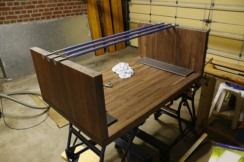 Fabrication table de salon en robinier tuv page 2 for Fabrication de salon