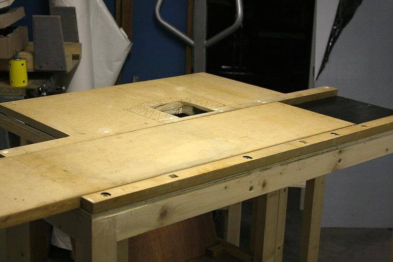 Fabrication Nouvelle Table De D Fonceuse