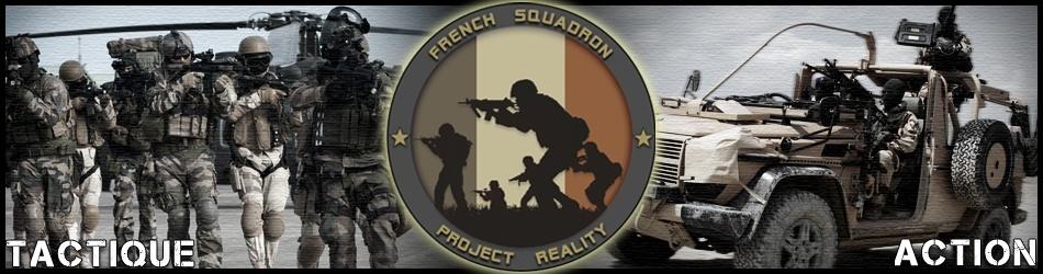Forum Squad Française - une équipe de BF2:Project Reality et Squad