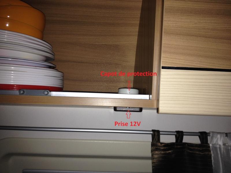 installation prise suppl mentaire 12v. Black Bedroom Furniture Sets. Home Design Ideas