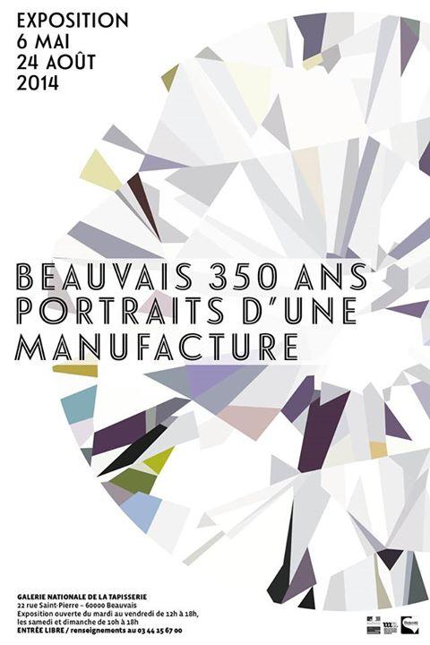 Expo beauvais 350 ans portraits d 39 une manufacture - Galerie nationale de la tapisserie beauvais ...