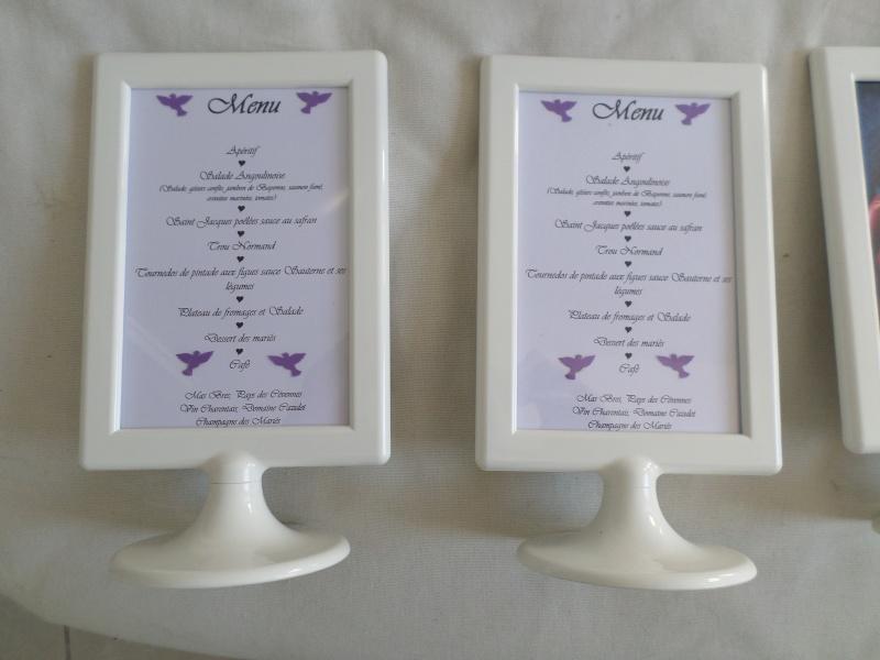 Notre mariage le 10 mai 2014 avec quelques touches disney page 2 - Nom de table pour mariage sans theme ...