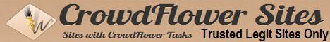 CrowdFlower Sites banner