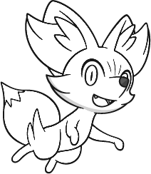 Coloriages pok mon - Coloriage de pokemon x y ...