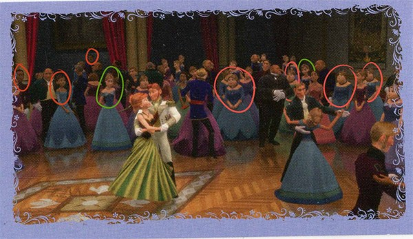 Walt disney la reine des neiges 2013 page 11 - Raiponce la reine des neiges ...