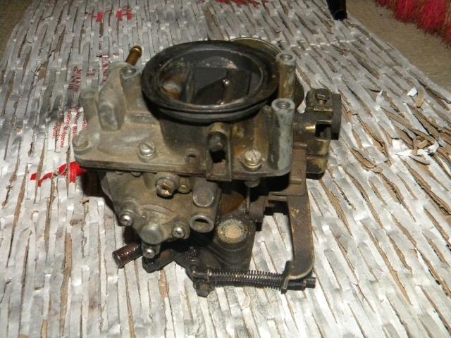 carburateur solex peugeot 104