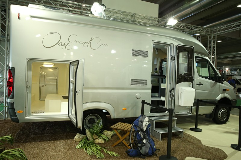 Rapido Camping Car Foire De Bordeaux
