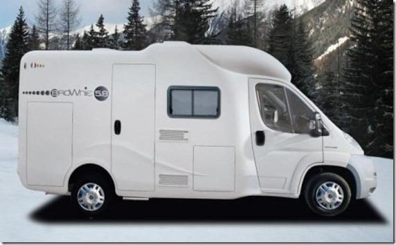 Ou Camper Avec Le Camping Car Dans Le Wyoming