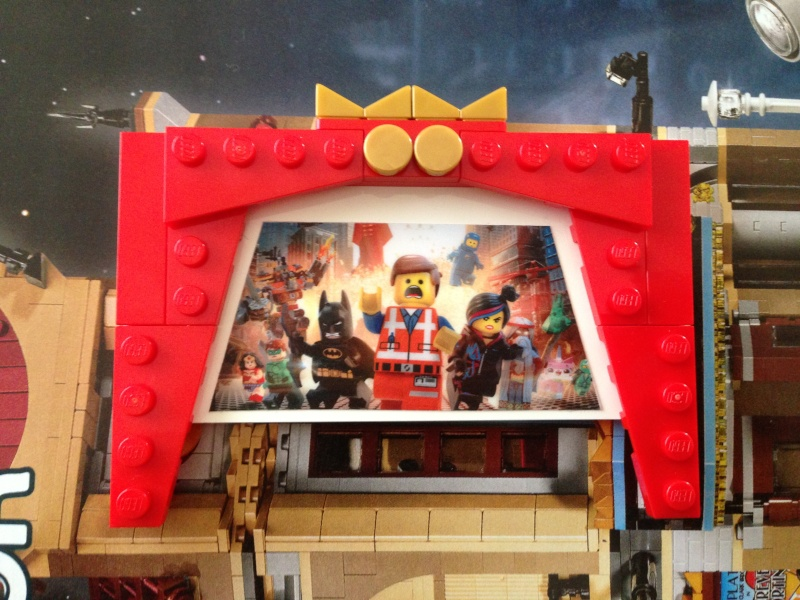 Lego Movie playing in Palace Cinema - Special LEGO Themes ...