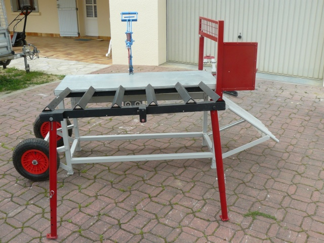 Vente d 39 une machine pour couper le bois de chauffage - Machine couper bois chauffage ...