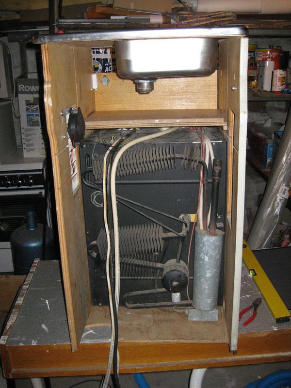 Vw afficher le sujet frigo compression for Caravane chambre 19 meubles