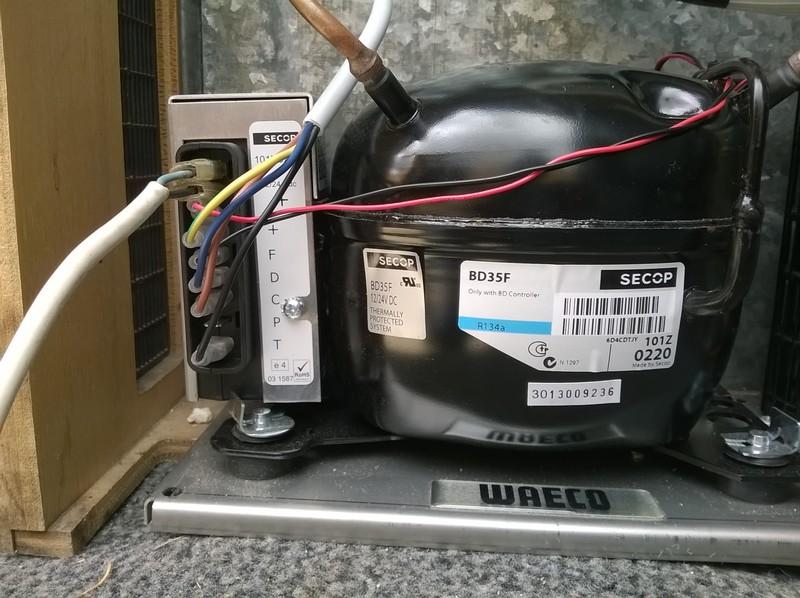 Vw afficher le sujet frigo compression for Frigo dans garage froid