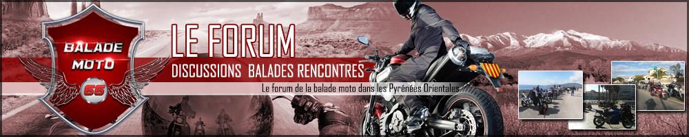 Balade en Moto 66