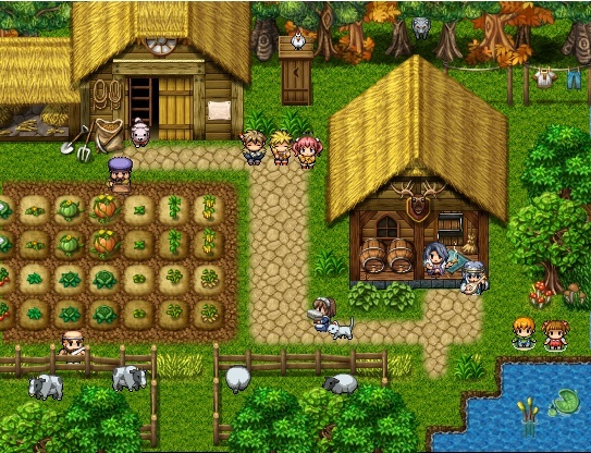 Farm Mapping Contest! | Page 4 | RPG Maker Forums