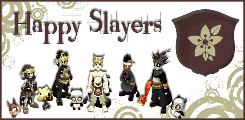 Happy Slayers - Guilde Silouate
