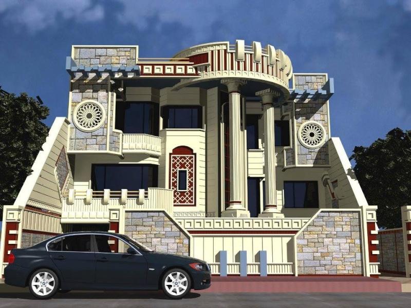 Plan De Maison Weberhaus Plans Prefab. La Cit Moderne Autour De LEchangeur  De Limete
