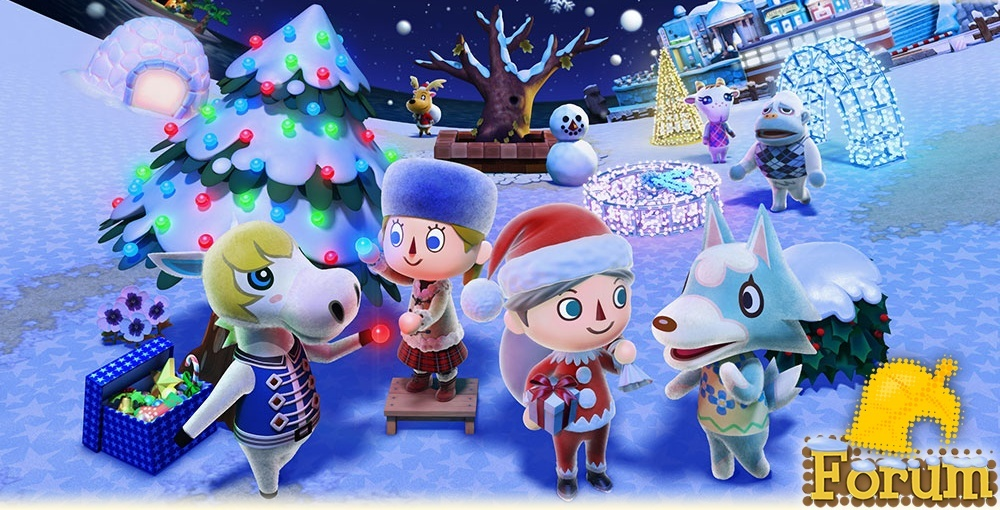 Animal Crossing: New Leaf Forum