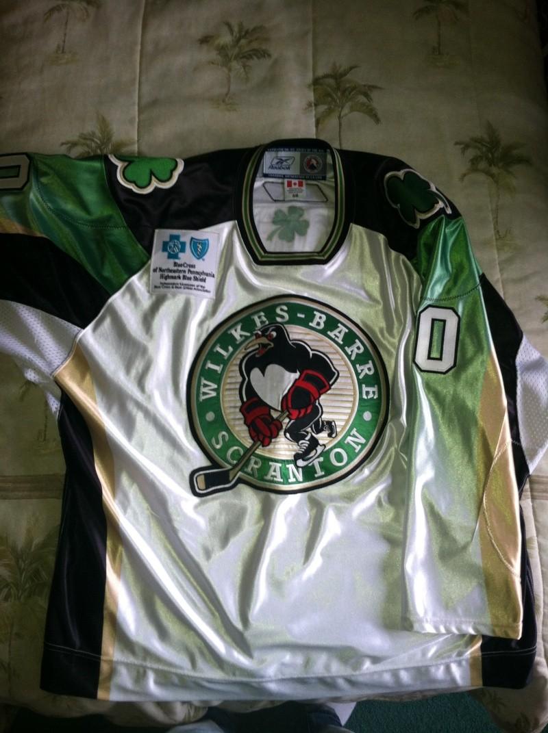 finest selection cc424 13091 St. Patrick's Day/St. Patty's Day themed jerseys - NHL - IJ ...