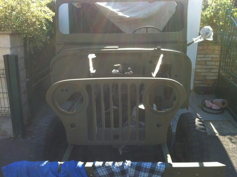 jeep willis m38. Black Bedroom Furniture Sets. Home Design Ideas