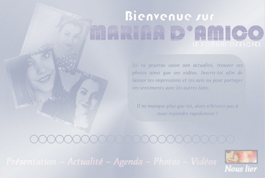 Marina D'amico, forum off