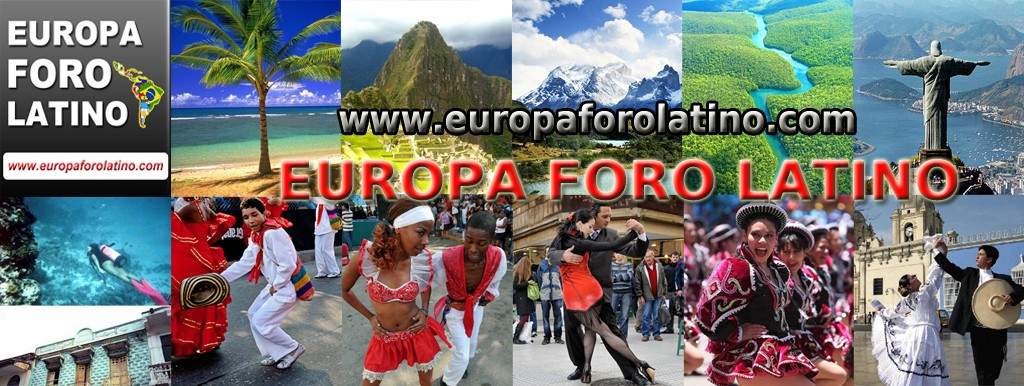 Europa Foro Latino - Bélgica,Holanda,Lux,Francia,Alemania - Latinos en Europa