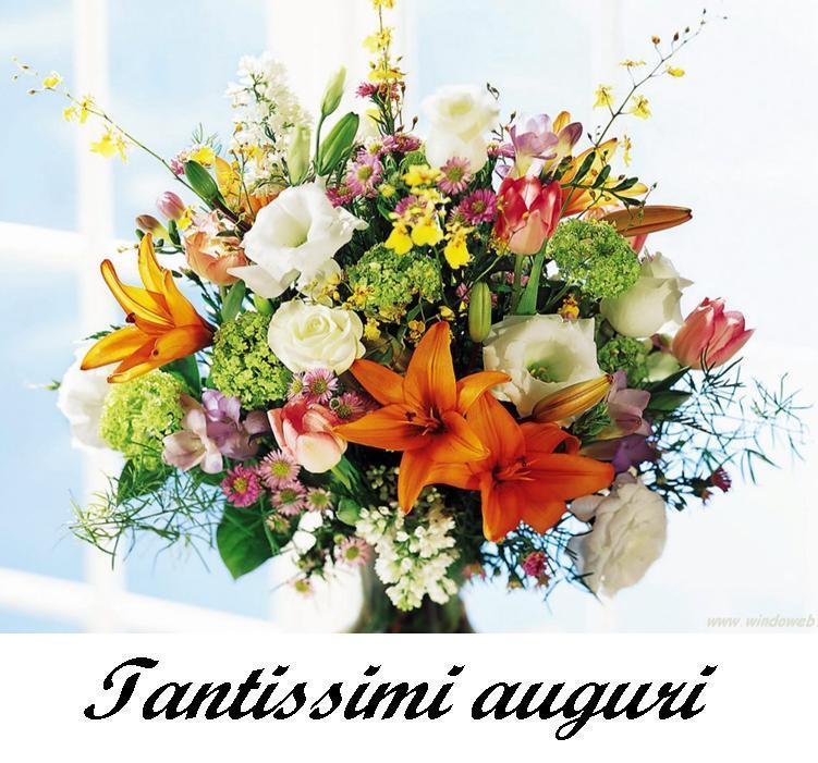 Buon Compleanno Rita Fiori