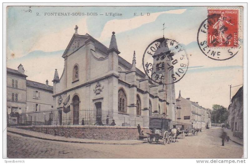 histoire taboue Saint-Mandé